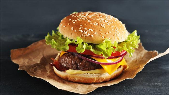 Hamburger không thịt