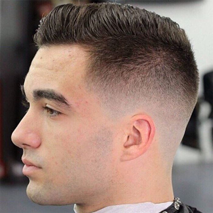 Kiểu tóc cắt ngắn