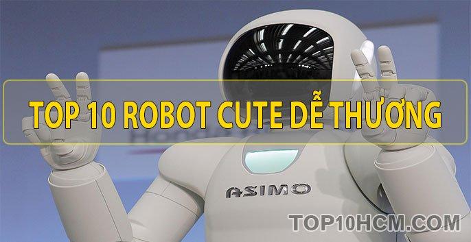 10 robot cute
