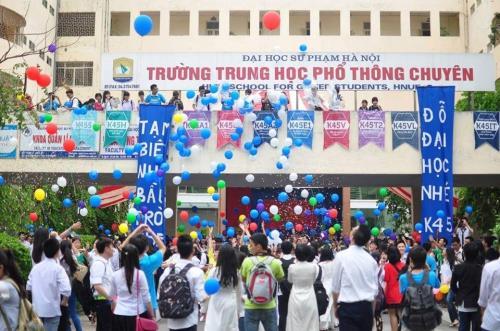 Trường THPT Chuyên Đại học Sư phạm Hà Nội