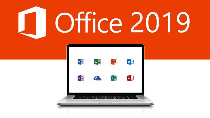 Các phiên bản MS Office 2019 có thể kích hoạt bằng CMD