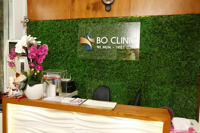 Bo Clinic - spa trị mụn uy tín tại TPHCM