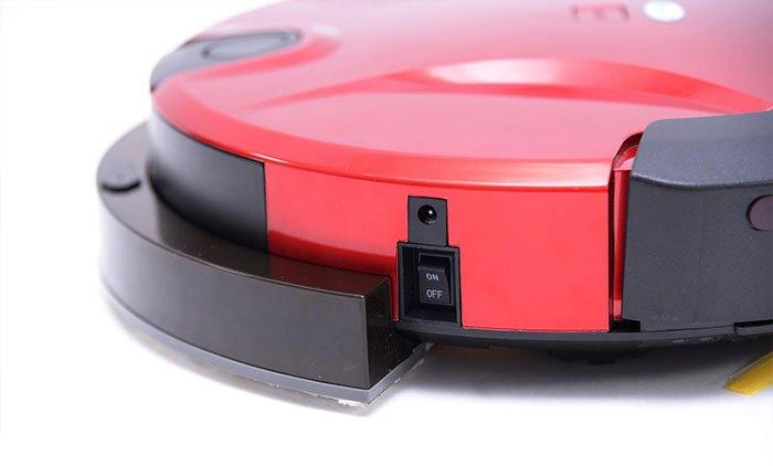 mẫu robot hút bụi thông minh Kachi KC BH01