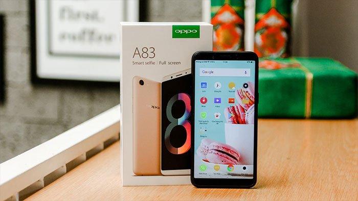 Oppo A83 10 điện thoại chơi Liên Quân tốt có giá dưới 5 triệu