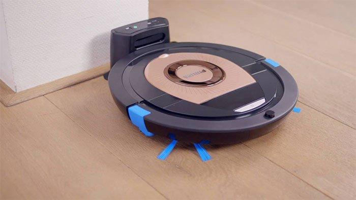 mẫu robot hút bụi thông minh - Phillips FC8776