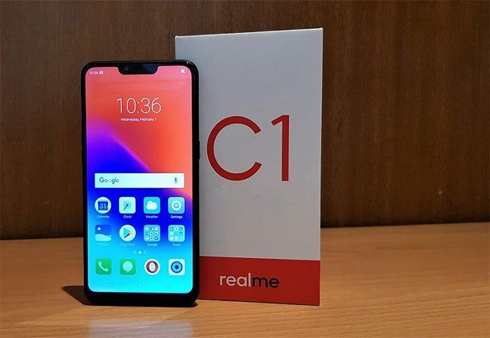 Realme C1 10 điện thoại chơi Liên Quân tốt có giá dưới 5 triệu