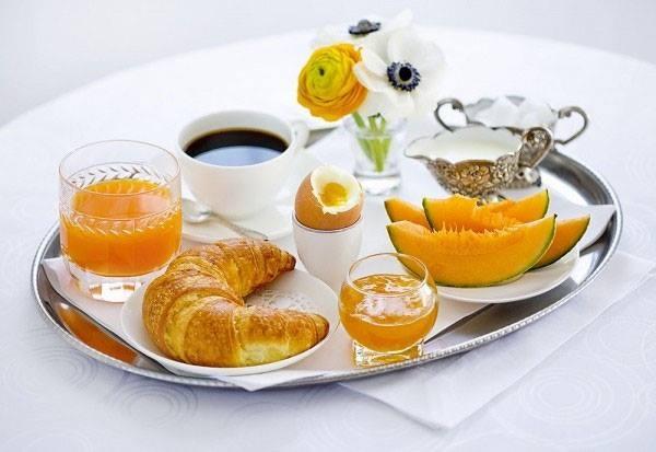 Ăn sáng - Tăng cường trao đổi chất cho cơ thể