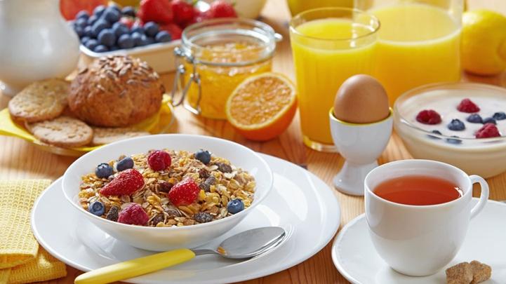 Ăn sáng - Giúp giữ trọng lượng phù hợp
