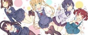 bộ phim anime lãng mạn hay