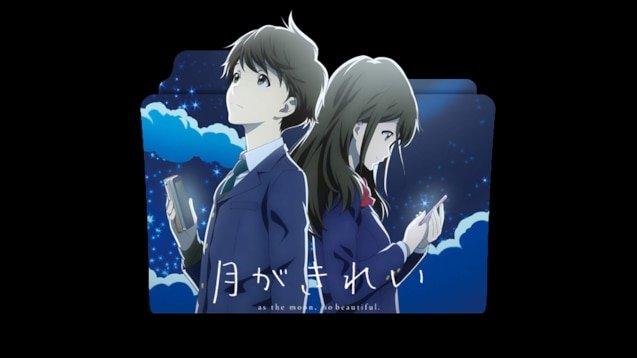 bộ phim anime tình cảm hay
