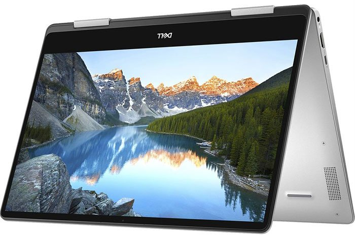 laptop lai mỏng nhẹ - dell inspiron 13 7000