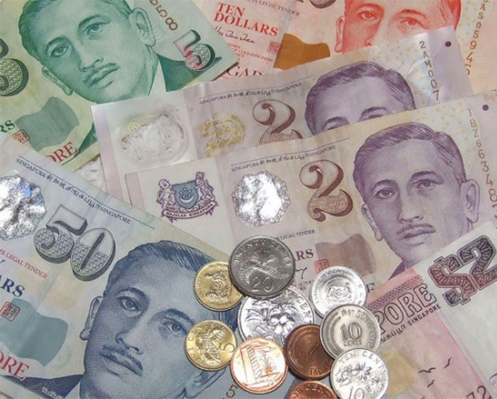 đô la singapore