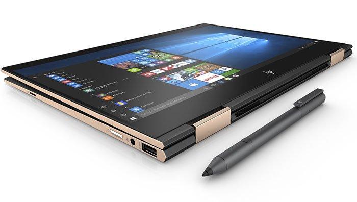 laptop lai mỏng nhẹ - hp spectre - x360