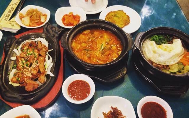 Jang Won Korean Restaurant - Ẩm Thực Ngon Hàn Quốc - nhà hàng ngon, chất lượng nhất