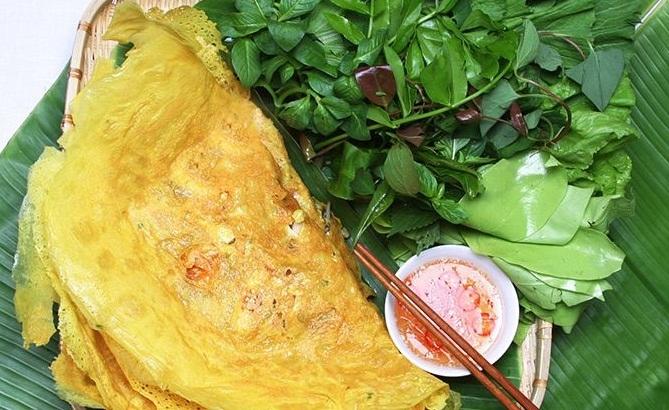 Quán Bánh Xèo Gốc Quảng