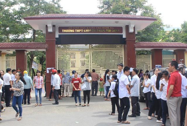 Trường THPT Chuyên Phan Bội Châu