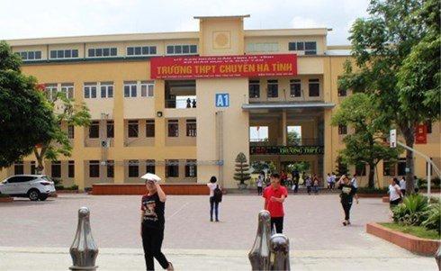 Trường THPT Năng khiếu Hà Tĩnh - trường thpt hàng đầu việt nam