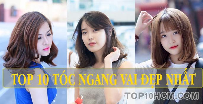 TOP 10 kiểu tóc ngang vai đẹp 2019 - Cho bạn nữ tha hồ Điệu