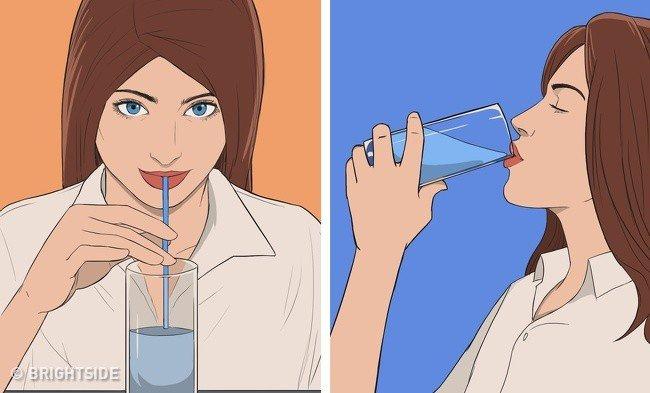 Uống nước - Mẹo chữa nấc cụt thành công