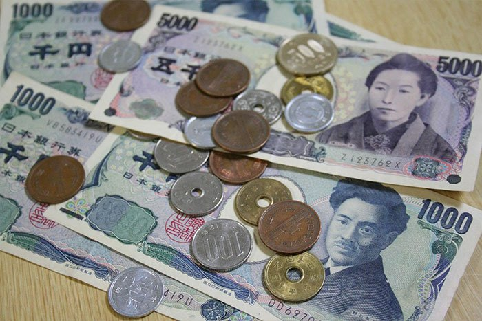 tiền ngoại tệ - yên nhật