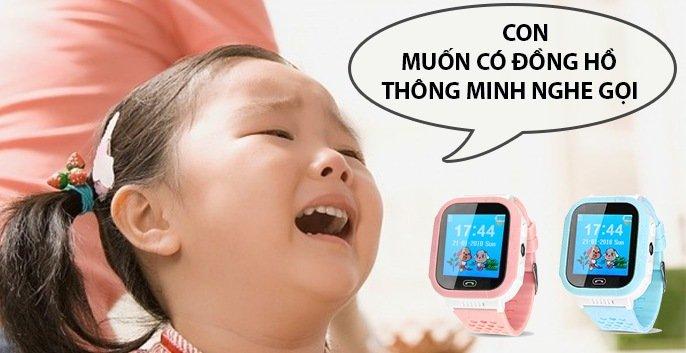 Đồng hồ định vị trẻ em MT005
