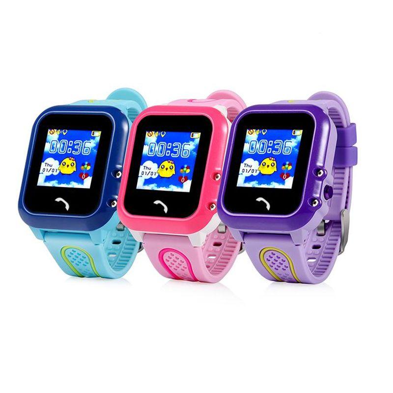 Đồng hồ định vị chống nước IP67 Wonlex GW400E - đồng hồ thông minh cho bé