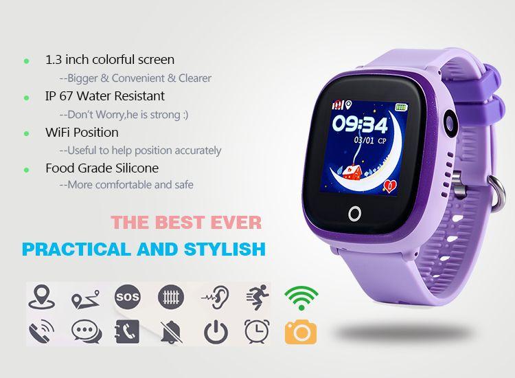 Đồng hồ định vị Wonlex GW400X -đồng hồ thông minh cho bé