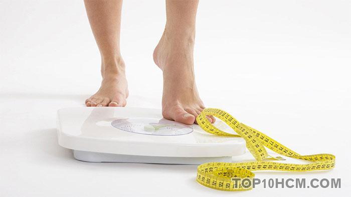 cải thiện tình trạng cân nặng