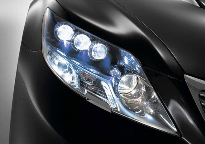 công nghệ quan trong cho ô tô - đèn pha