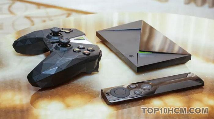 mẫu máy chơi game cầm tay - nvidia shield