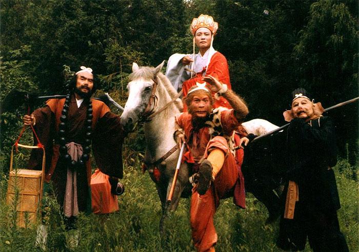 phim cổ trang Trung Quốc hay nhất - Tây du ký 1986