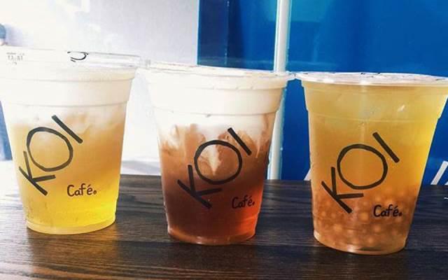 Koi Thé Café