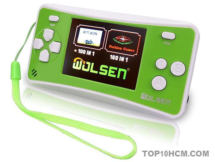 mẫu máy chơi game cầm tay - wolsen color