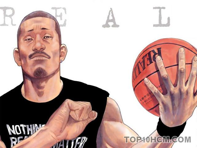anime về bóng rổ