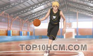 anime bóng rổ