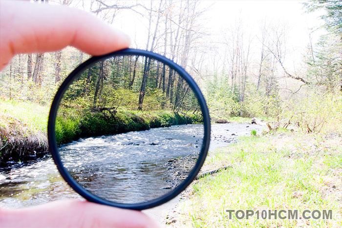 chụp ảnh đẹp hơn bằng flycam - Bộ lọc ND và PL