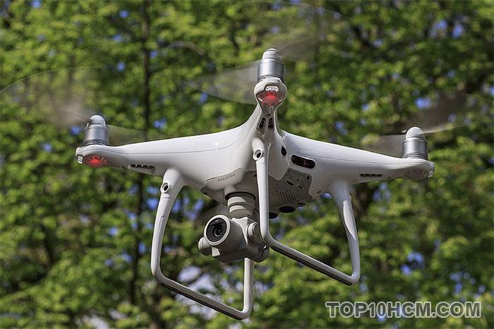 Chụp hình bằng flycam