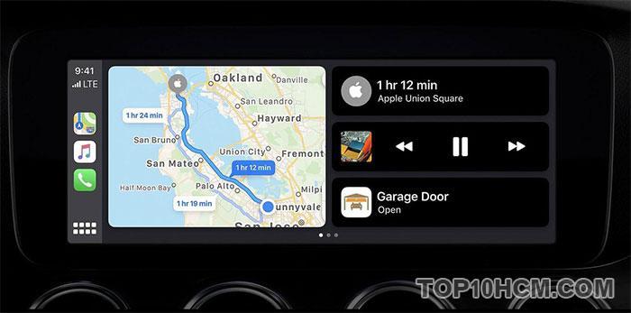 điều cần viết về iOS 13 và iPadOS 13 - carplay được cải thiện hơn