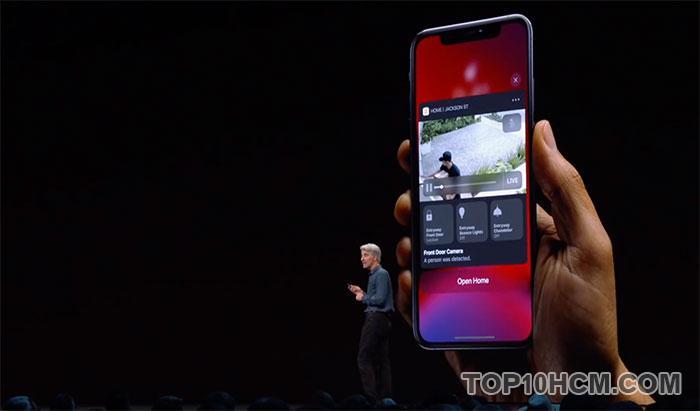 điều cần viết về iOS 13 và iPadOS 13 - homekit secure