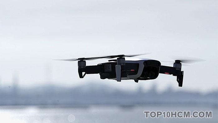 nguyên nhân khiến flycam bị rớt - return to home