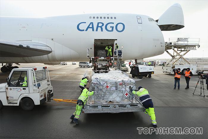 iPhone luôn được vận chuyển bằng máy bay