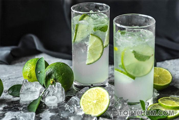 Nước chanh giải khát