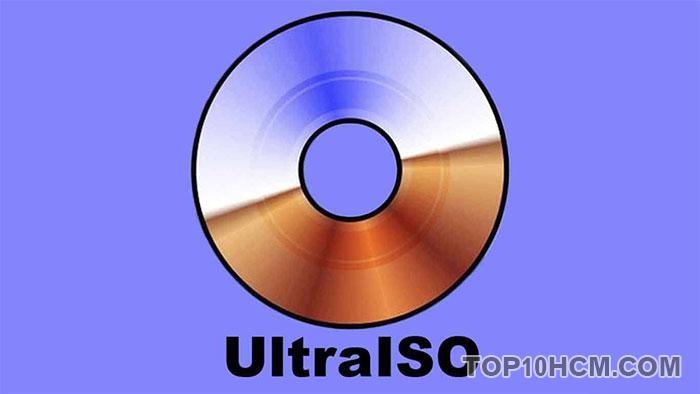 phần mềm cần thiết dành cho máy tính - ultraiso