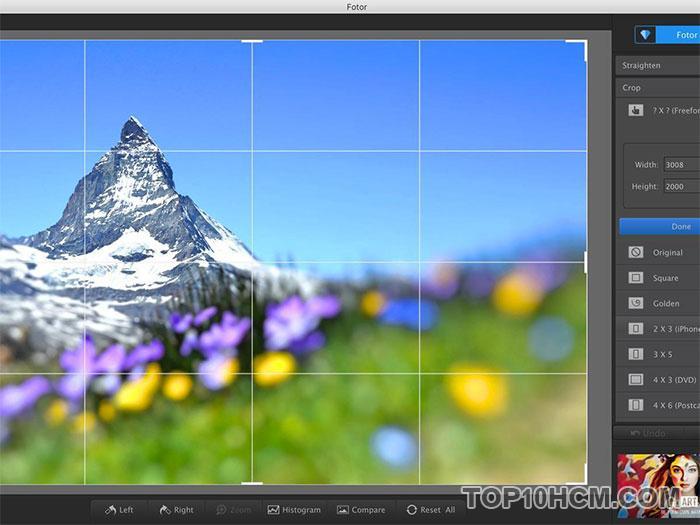 phần mềm Fotor