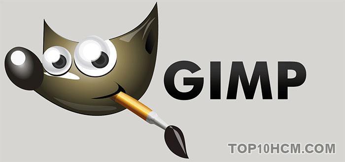 phần mềm GIMP