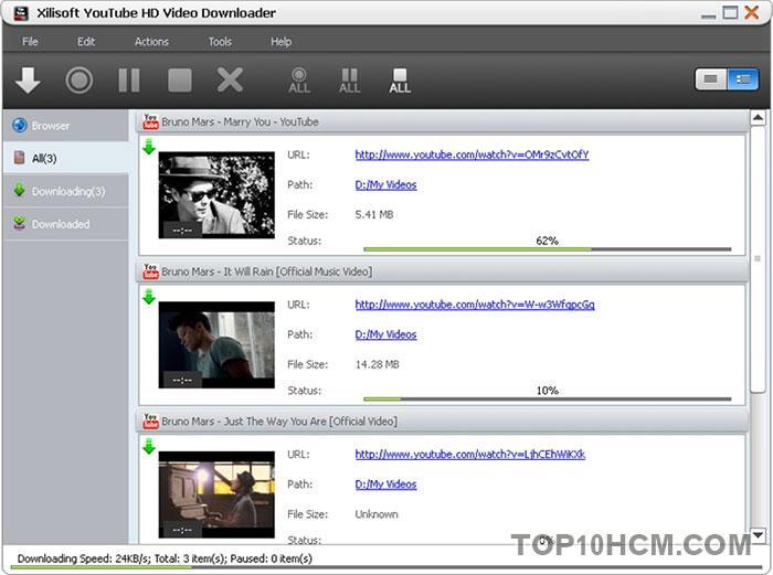 YouTube HD Video Converter