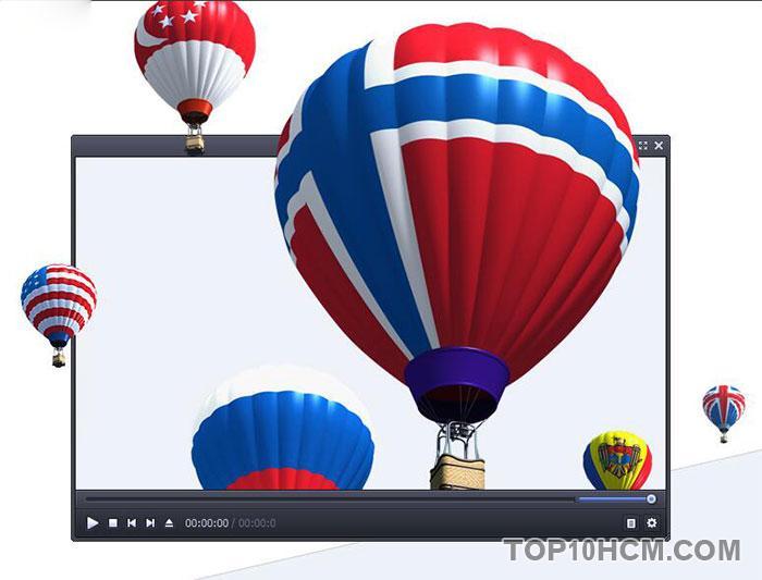 phần mềm xem video tốt - Pot Player