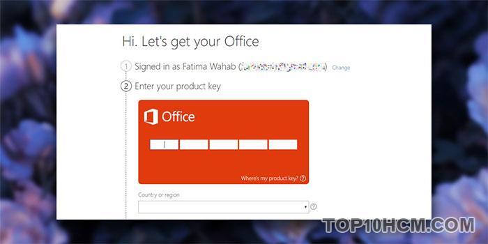 office 2016 full crack - key