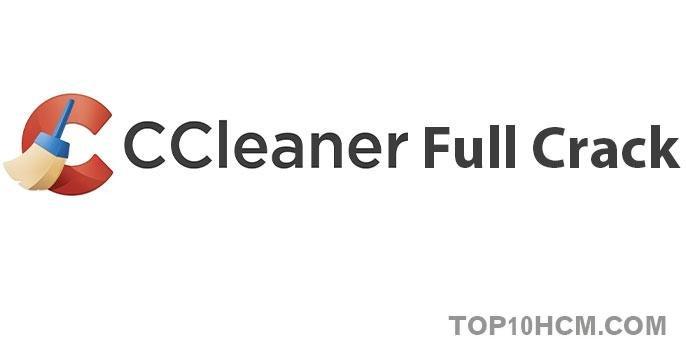 phần mềm ccleaner full crack