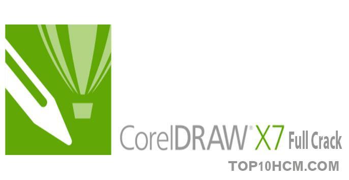 phần mềm corel x7 full crack
